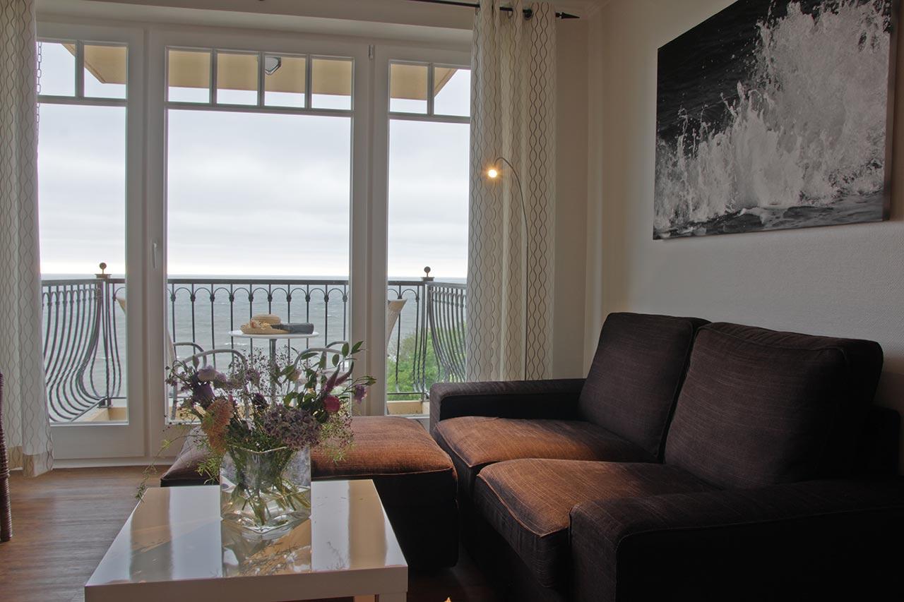 Apartments Uferresidenz Mit Meerblick In Lohme Auf Der Insel Rugen